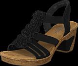 Rieker - 69702-00 Black