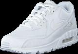 Nike - Air Max 90 Leather White/White