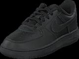 Nike - Force 1 (Ps) Black/Black-Black