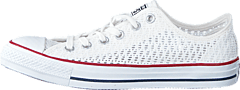 Converse - All Star Summer-Ox White/White/Black
