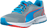 Puma - Descendant v3 Jr Quarry-Atomic Blue