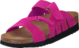 Scholl - Alabama Fuxia/Black