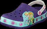 Crocs - CrocsLights FrozenFever Clog K Blue Violet