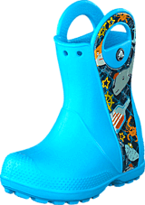Crocs - Handle It Sea Life Boot K Electric Blue