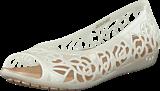 Crocs - Crocs Isabella Jelly Flat W Oyster