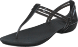 Crocs - Crocs Isabella T-strap Black