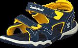 Timberland - Adventure Seeker 2 Strap Navy/Yellow