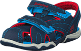 Timberland - Adventure Seeker CT Sandl Navy/Red/Blue