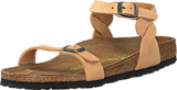 Birkenstock - Pali Slim Nubuck Leather Sand