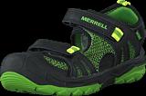 Merrell - ML-G Hydro Rapid Black/Green