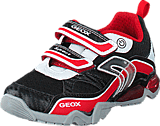 Geox - Light Eclipse 2 Boy White/Red