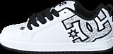 DC Shoes - Dc Court Graffik Se Shoe White/White Print