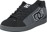 DC Shoes - Dc Net Se Black Pinstripe