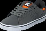 DC Shoes - Dc Notch Shoe Grey