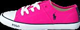 Ralph Lauren Junior - Daymond Regatta Pink Canvas - Navy