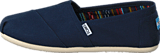 Toms - Canvas Men's Classic Alpargata Navy