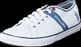U.S. Polo Assn - Cuper White