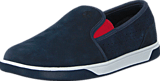 Timberland - Groveton Slip On Jr Navy Naturebuck