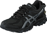 Asics - Gel Sonoma Gtx W Black/Silver/Dark Grey