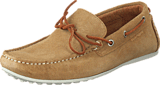 Hush Puppies - Erik Moccasin Bow Taupe