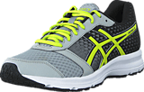 Asics - T619N 9605 Patriot 8 Silvergrey/Lime/Black