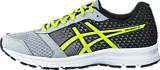 Asics - T619N-9605 Patriot 8 Silvergrey/Lime/Black