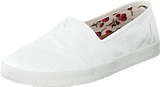 Toms - Avlon Slip-On White Linen