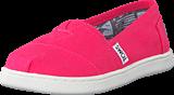 Toms - Seasonal Classics Jr Barberry Pink