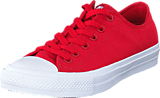 Converse - Chuck Taylor All Star 2 Ox Red