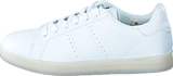 Network - LED-Sneakers Women White