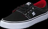 DC Shoes - Trase TX Black/ White/ Red
