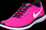 Nike - Wmns Nike Flex 2016 Rn Pnk Blast/White-Blk-Elctrc Grn