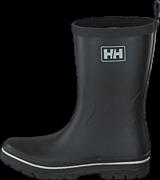 Helly Hansen - Midsund 2 Black/off white 990