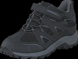 Merrell - Hilltop Mid Quick Close WTPF Black