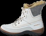 Merrell - Sylva Mid Lace WTPF Silver lining