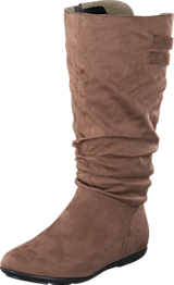 Duffy - Warm lined Taupe