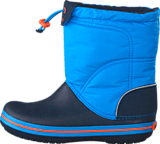 Crocs - Crocband LodgePoint Boot K Ocean/Navy
