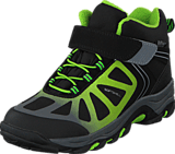 Gulliver - 430-3371 Black/Lime