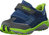 Superfit - Sport5 Low Gore-Tex Blue/Green
