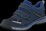Superfit - Lumis Velcro Gore-Tex Blue