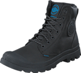 Palladium - Pampa Sport Cuff WP W Black