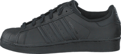 adidas Originals - Superstar Foundation J Core Black/Core Black