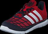 adidas Sport Performance - Marvel Spider-Man K Power Red/White/Collegiatenavy