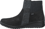 Legero - Roma Gore-Tex Black