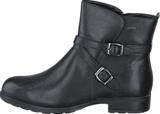 Clarks - CheshuntBe GTX Black Leather