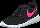 Nike - W Nike Roshe One Print Black/Digital Pink-Black