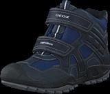 Geox - J New Savage Boy Abx Navy/Grey