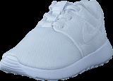 Nike - Nike Roshe One (Tdv) White/White-Wolf Grey