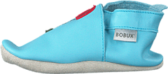 Bobux - Cherries Light Blue