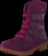Sorel - Youth Meadow Lace 562 Purple Dahlia